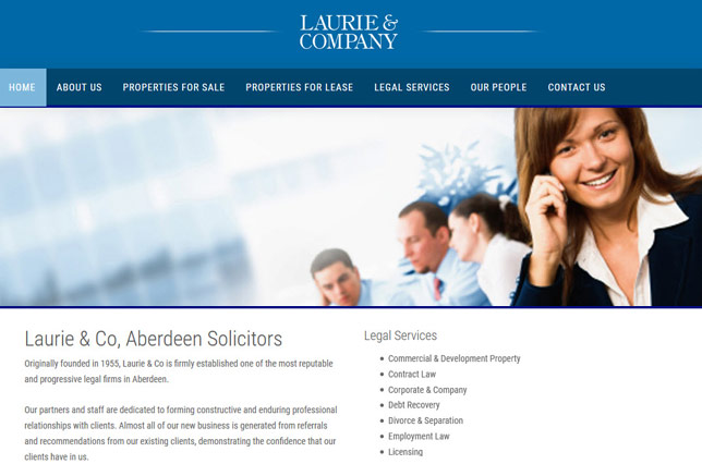 Laurie and co solicitors