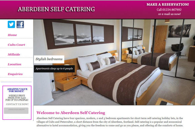 Aberdeen Self Catering